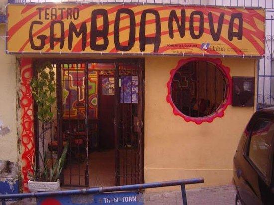 Teatro Gamboa Nova