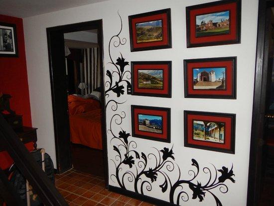 Tika Wasi Casa Boutique: hall de entrada do quarto
