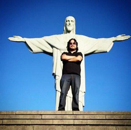 Estatua de Cristo el Redentor: Alone with Christ the Redeemer