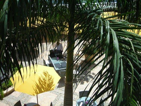 NH Haiti El Rancho : View from room 2320