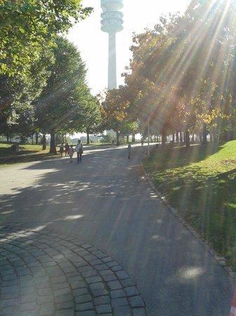 Olympiapark: parque olimpico