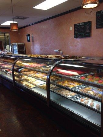 Casa Maria: Bakery