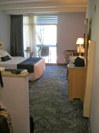 Highland Gardens Hotel: Room