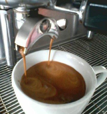 Coffee Tab & Espresso Bar