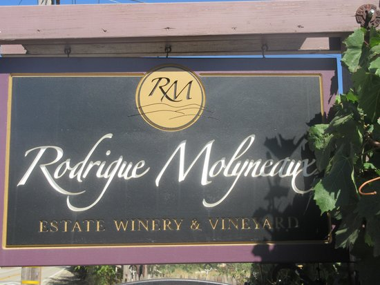 Rodrigue Molyneaux Estate Winery & Vineyard