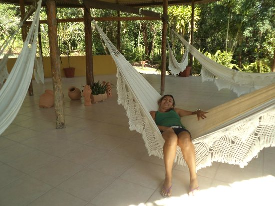 Amazon Ecopark Jungle Lodge: Relax nas redes