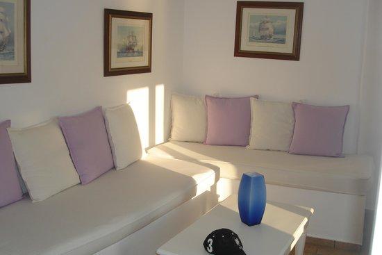 Iliovasilema Suites : Saleta