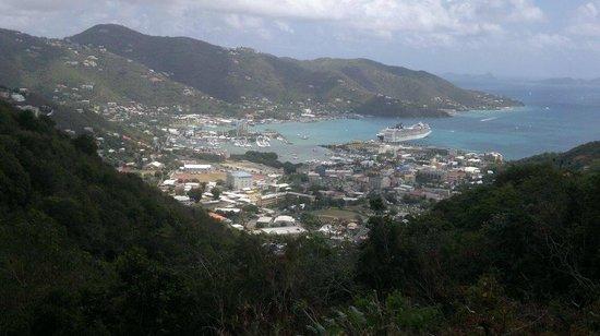 Ridge Road : Vista Panoramica