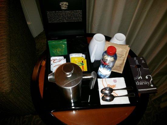 Sheraton Surabaya Hotel & Towers: paket teh dan kopi