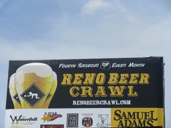 Reno Beer Crawl