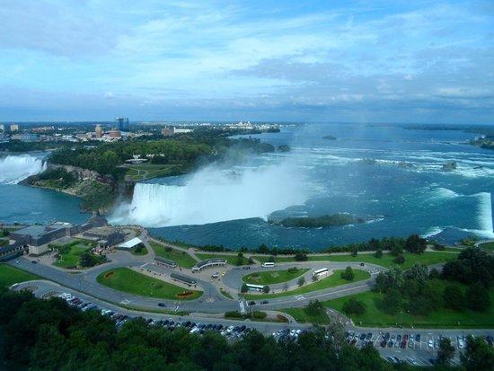 Niagara Falls Marriott on the Falls : Amazing View