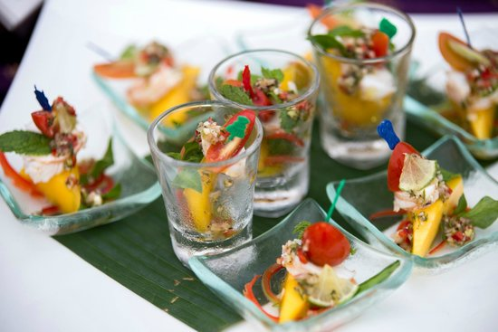Villa Zolitude Resort and Spa : Function Catering