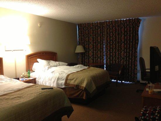 Baymont Inn & Suites Houston: Room