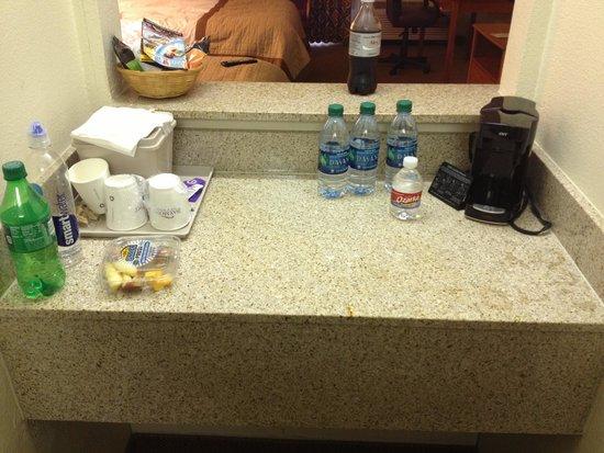 Baymont Inn & Suites Houston: Mini Bar