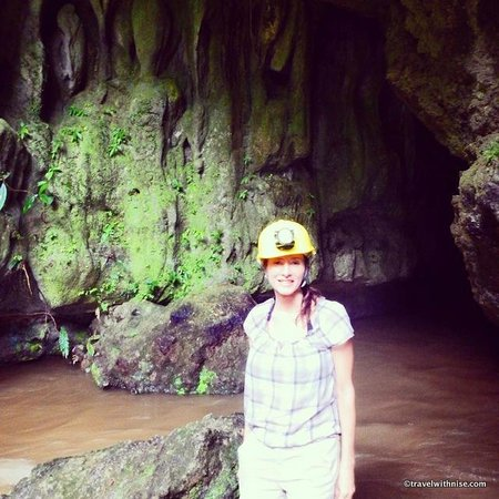 Venado Caves : Cave Entrance Travel With Nise