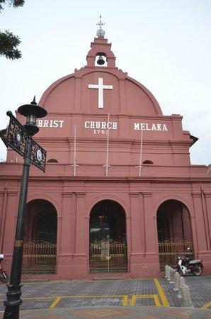 Christ Church: Point of Malaka