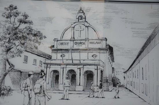 Christ Church: Sketch