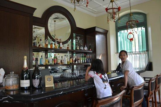 The Majestic Malacca: Bar yang unik