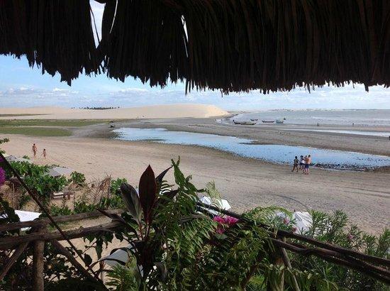 Casa na Praia : Vista do apartamento
