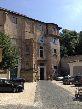 VOI Donna Camilla Savelli Hotel : Hotel entrance