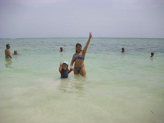 Vista Sol Punta Cana: Linda playa