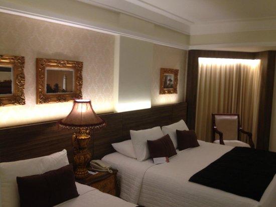 BEST WESTERN PREMIER Majestic: Excelente quarto