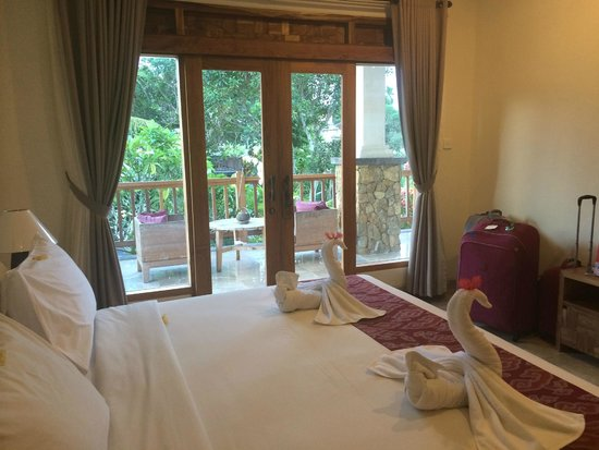 Sri Ratih Cottages: Quarto