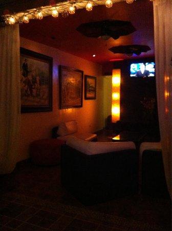 Boutique Hotel La Cordillera: The Bar