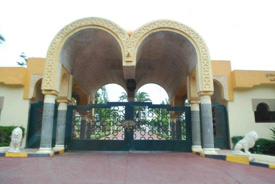 Tangier Tours - Day Tours : Kings house