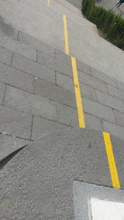 Intinan Museum : A linha do Equador existe! Está traçada!