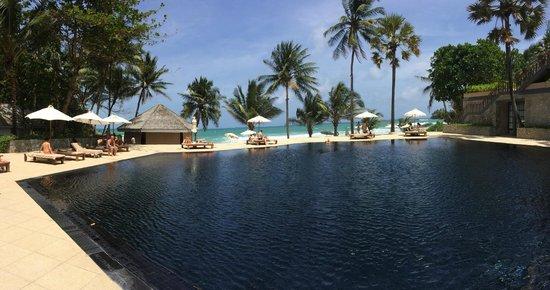 The Surin Phuket: Poolside