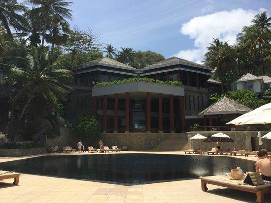The Surin Phuket : The grand pillars of Surin