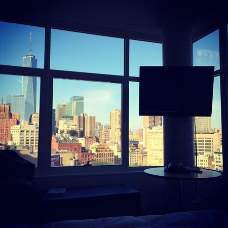 The James New York - SoHo: View from Suite/ Guestroom