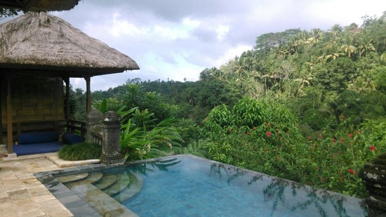 Puri Wulandari Boutique Resort: Villa piscine
