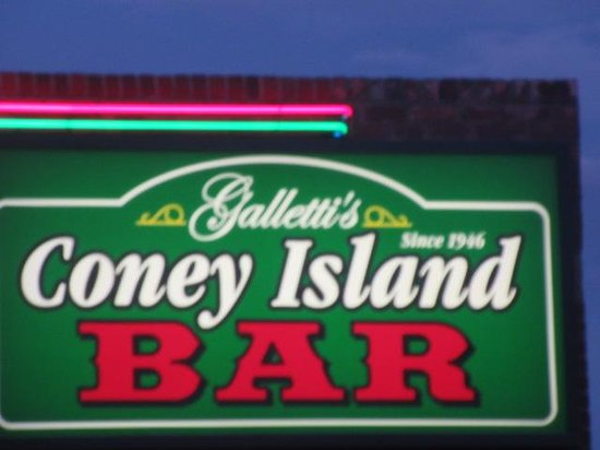 Coney Island Bar, Sparks, NV