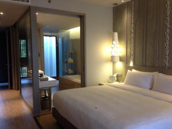 Pullman Phuket Arcadia Naithon Beach: Level 3 ocean view room
