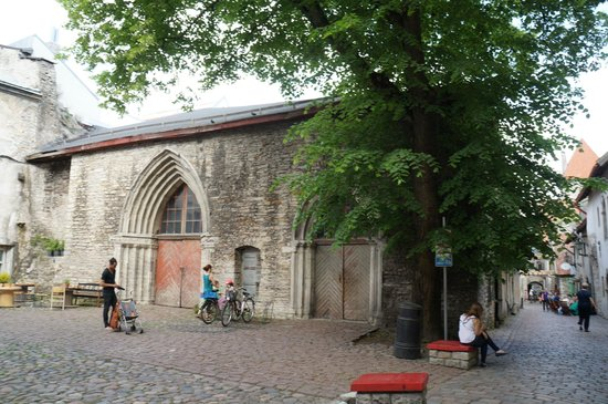 St. Catherine's Passage: entrada da passagem