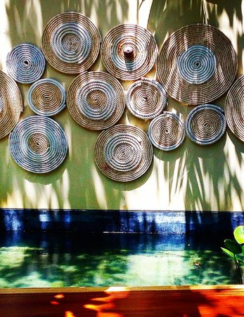 Anantara Rasananda Koh Phangan Villas : Artwork