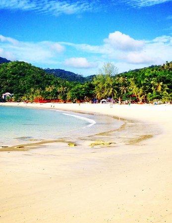 Anantara Rasananda Koh Phangan Villas : Beach
