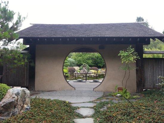 Freestone, Califórnia: Meditation Garden