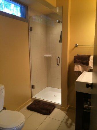 Hedgerow House Bed & Breakfast: The bathroom