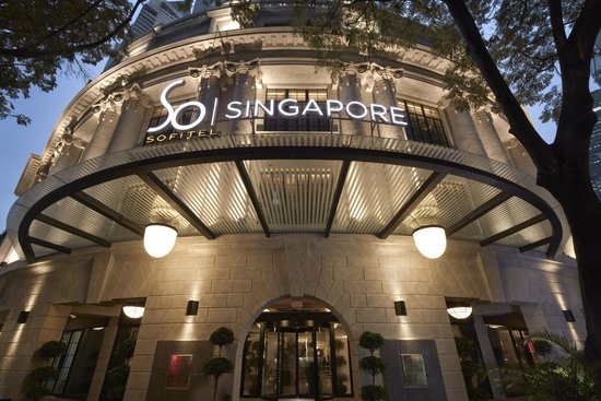 SO/ Sofitel Singapore Hotel