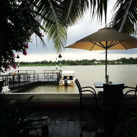 Villa Song Saigon : Boat deck
