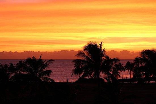 Marriott Ko Olina Beach Club: Stunning sunset