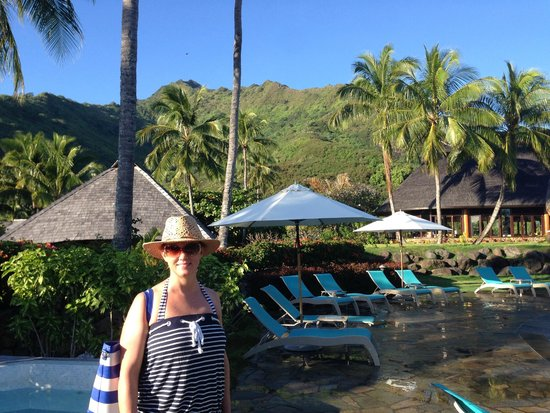 Hilton Moorea Lagoon Resort & Spa : pool