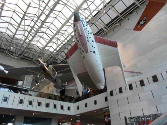 Museo Nacional del Aire y el Espacio: Interessante