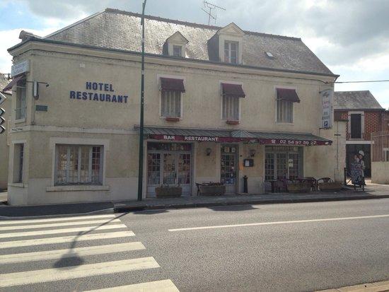 Selles-sur-Cher, France : Restaurant familial