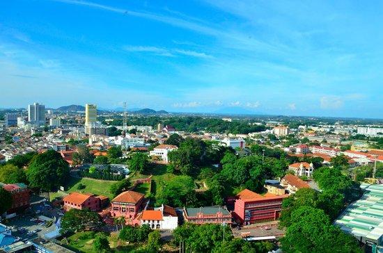 Menara Taming Sari : View from Taming Sari Tower