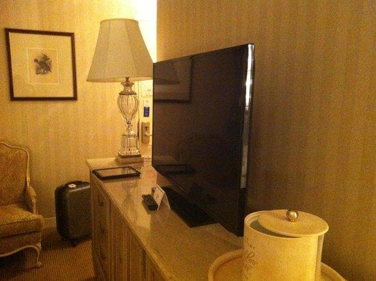 Park Lane Hotel: TV