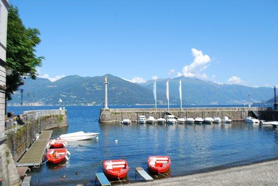 Hotel Del Pesce: Lake